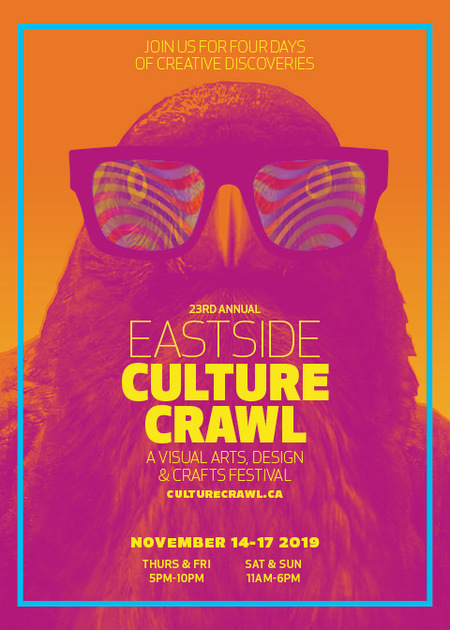 Eastside Culture Crawl 2019